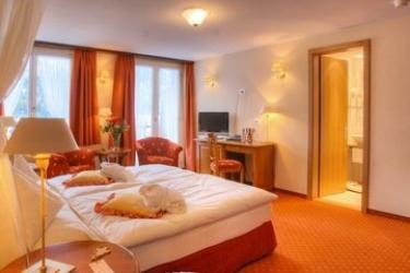 Sunstar Hotel Saas-Fee: Doppelzimmer  SAAS-FEE