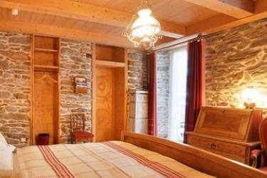 Sunstar Hotel Saas-Fee: Schlafzimmer SAAS-FEE