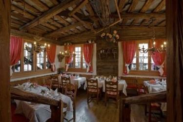 Sunstar Hotel Saas-Fee: Restaurant SAAS-FEE