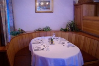 Hotel Burgener: Restaurant SAAS-FEE