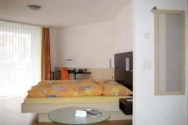 Hotel Feehof: Chambre jumeau SAAS-FEE