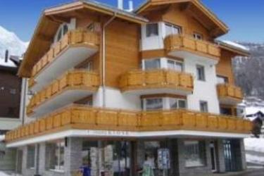 Hotel Feehof: Extérieur SAAS-FEE