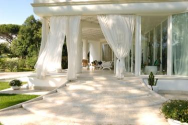 Hotel Il San Francesco Charming: Entrée SABAUDIA - LATINA