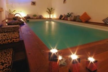 Hotel Il San Francesco Charming: Jacuzzi SABAUDIA - LATINA