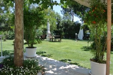 Hotel Il San Francesco Charming: Jardin SABAUDIA - LATINA
