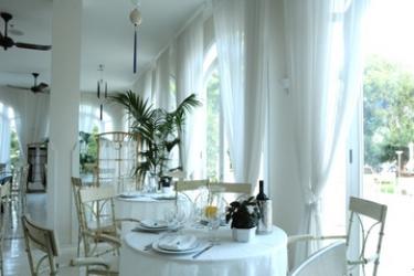 Hotel Il San Francesco Charming: Restaurant SABAUDIA - LATINA