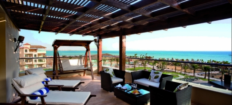 Hotel Amwaj Blue Beach Resort & Spa: Detalle SAFAGA