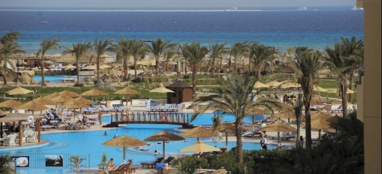 Hotel Amwaj Blue Beach Resort & Spa: Habitación de lujo SAFAGA