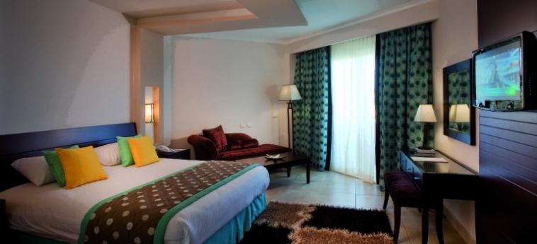 Hotel Amwaj Blue Beach Resort & Spa: Camera Standard SAFAGA