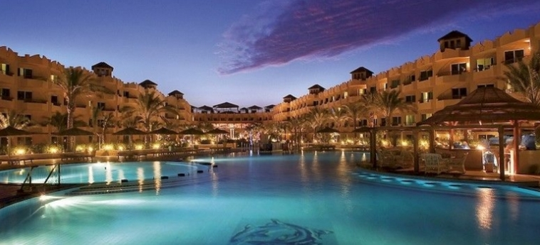 Hotel Amwaj Blue Beach Resort & Spa: Parcheggio SAFAGA