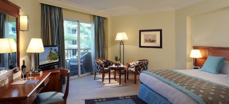 Hotel Amwaj Blue Beach Resort & Spa: Chambre Suite SAFAGA