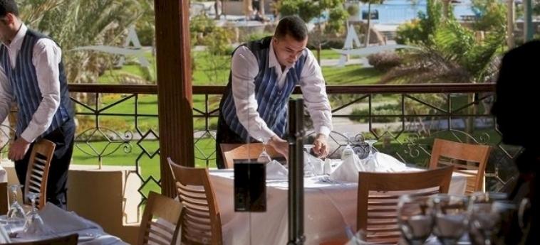 Hotel Amwaj Blue Beach Resort & Spa: Entrée SAFAGA