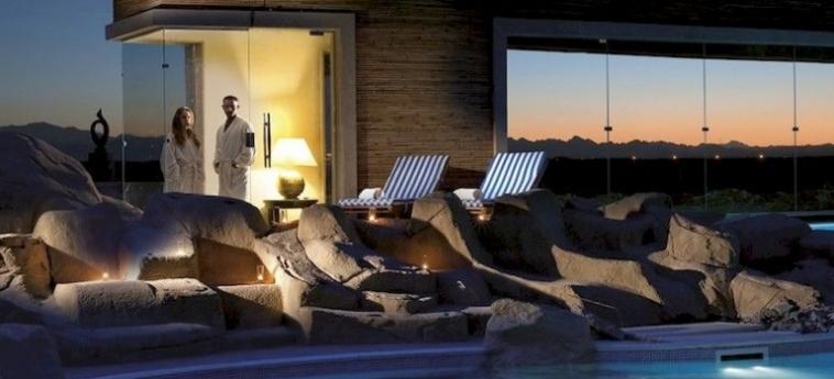 Hotel Amwaj Blue Beach Resort & Spa: Terrain de Tennis SAFAGA
