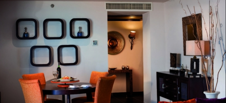 Hotel Amwaj Blue Beach Resort & Spa: Theatre SAFAGA