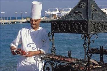 Hotel Holiday Inn Safaga Palace: Restaurante SAFAGA