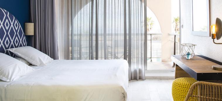 Les Bulles De Mer - Hotel Spa Sur La Lagune: Chambre SAINT CYPRIEN
