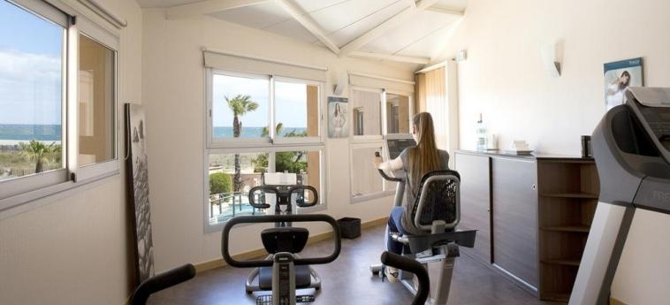 Les Bulles De Mer - Hotel Spa Sur La Lagune: Salle de Gym SAINT CYPRIEN