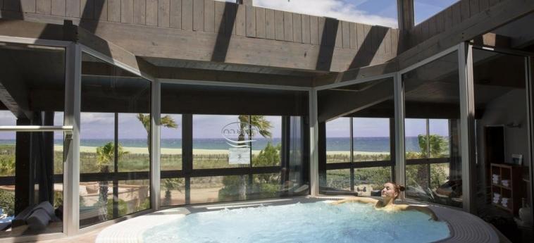 Les Bulles De Mer - Hotel Spa Sur La Lagune: Spa SAINT CYPRIEN
