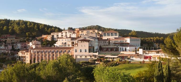 Hotel Dolce Fregate Provence: Dettagli Strutturali SAINT CYR SUR MER