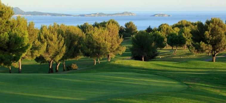 Hotel Dolce Fregate Provence: Entorno SAINT CYR SUR MER