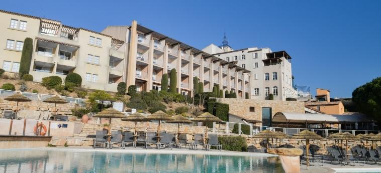 Hotel Dolce Fregate Provence: Exterior SAINT CYR SUR MER