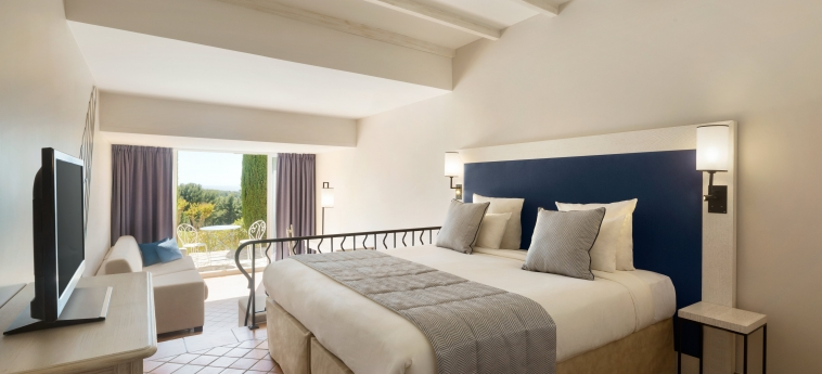 Hotel Dolce Fregate Provence: Habitaciòn Classica SAINT CYR SUR MER