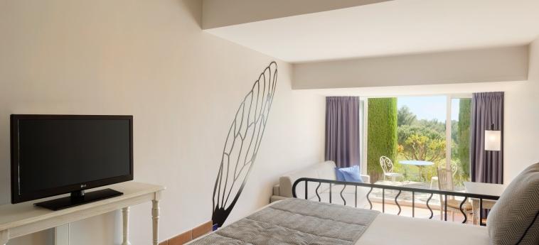 Hotel Dolce Fregate Provence: Habitación de Lujo SAINT CYR SUR MER