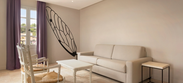 Hotel Dolce Fregate Provence: Habitaciòn Suite SAINT CYR SUR MER