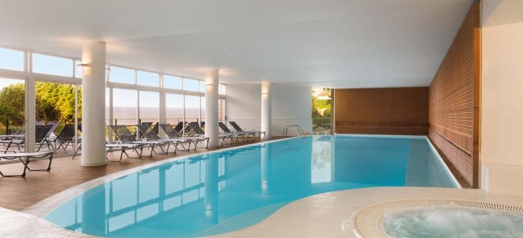 Hotel Dolce Fregate Provence: Piscina Cubierta SAINT CYR SUR MER