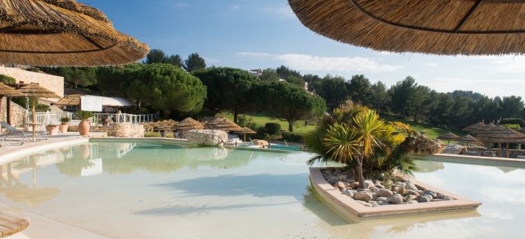 Hotel Dolce Fregate Provence: Piscina SAINT CYR SUR MER