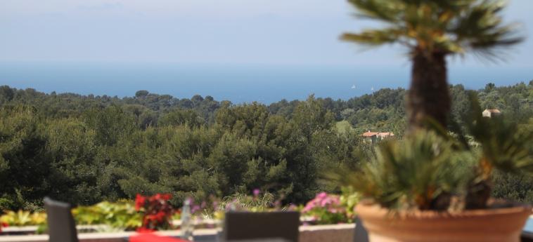 Hotel Dolce Fregate Provence: Solarium SAINT CYR SUR MER