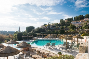 Hotel Dolce Fregate Provence: Schwimmbad SAINT CYR SUR MER