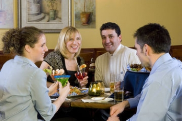 Delta Hotels By Marriott Saint John: Restaurante SAINT JOHN