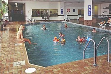 Delta Hotels By Marriott Saint John: Innenschwimmbad SAINT JOHN
