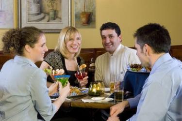 Delta Hotels By Marriott Saint John: Restaurant SAINT JOHN