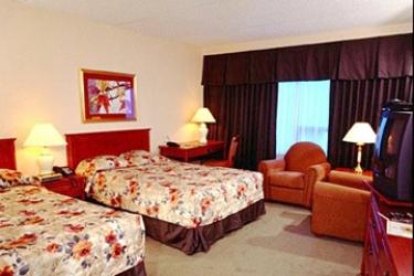 Delta Hotels By Marriott Saint John: Schlafzimmer SAINT JOHN