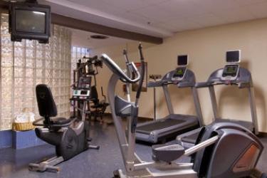 Hotel Hilton Saint John: Health Club SAINT JOHN