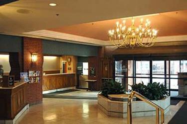 Hotel Hilton Saint John: Lobby SAINT JOHN