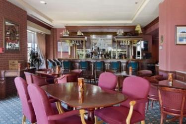 Hotel Hilton Saint John: Lounge Bar SAINT JOHN