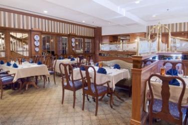 Hotel Hilton Saint John: Restaurante SAINT JOHN