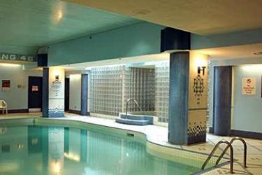 Hotel Hilton Saint John: Swimming Pool SAINT JOHN