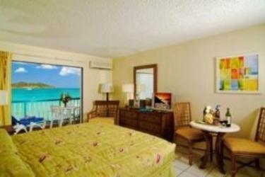 Hotel Grand Case Beach Club: Habitación SAINT MARTIN