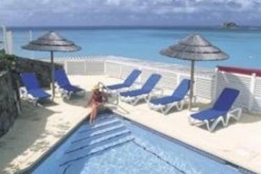 Hotel Grand Case Beach Club: Swimming Pool SAINT MARTIN
