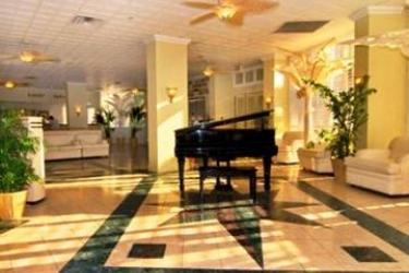 Hotel Grand Plaza Beachfront: Hall SAINT PETE BEACH (FL)