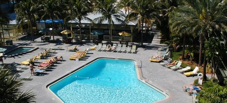 Hotel Sirata Beach Resort And Conference Center: Swimming Pool SAINT PETE BEACH (FL)