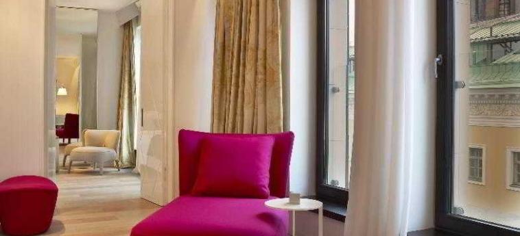 Hotel So Sofitel St Petersburg: Chambre SAINT-PETERSBOURG