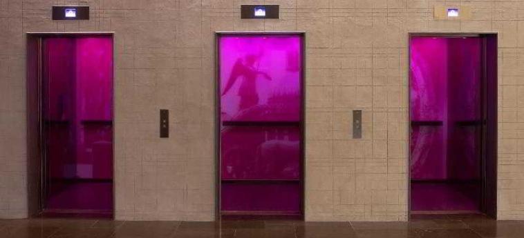 Hotel So Sofitel St Petersburg: Lobby SAINT-PETERSBOURG