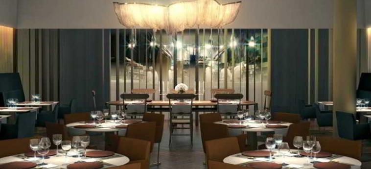 Hotel So Sofitel St Petersburg: Restaurant SAINT-PETERSBOURG