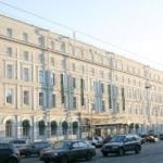 Hotel Oktiabrskaya Ligovsky