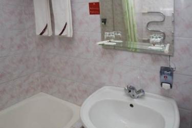 Hotel Azimut : Bathroom SAINT PETERSBURG